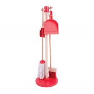 BigJigs Cleaning Stand - Red