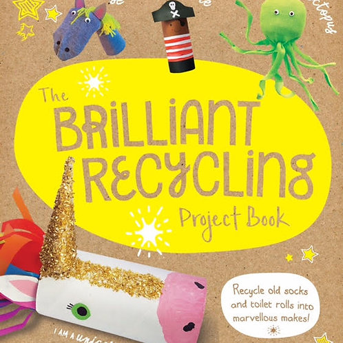 Books -Brilliant Recycling Project Book
