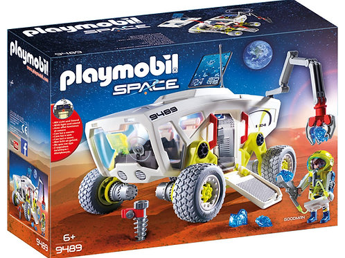 Playmobil 9489 Space Mars Research Vehicle
