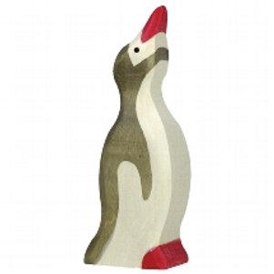 Holztiger Penguin, Small, Head Raised