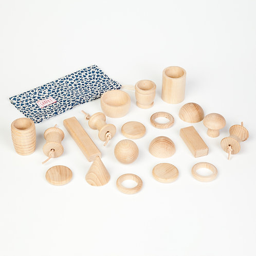 Grapat Treasure Basket X 20 Elements