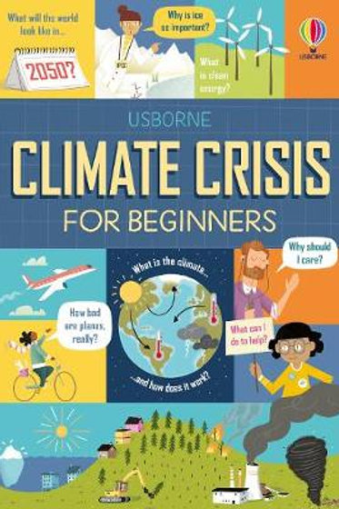 Books - Climate Crisis for Beginners