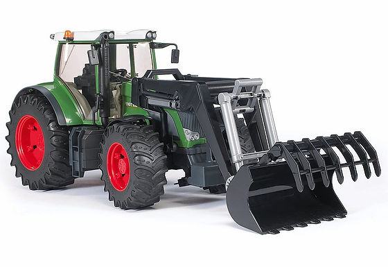 Bruder Fendt 936 Vario Tractor W/Loader