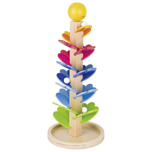 Goki Pagoda Marble Game