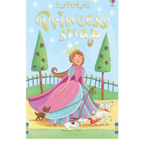 Books - Princess Snap