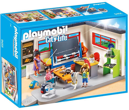 Playmobil 9455 City Life History Class