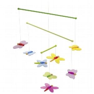 Goki Butterflies Mobile