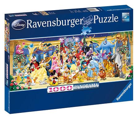 Ravensburger Disney Panoramic, 1000pc Jigsaw Puzzle