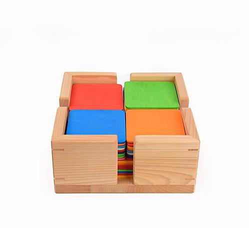 Bauspiel Building Tiles 52 pcs