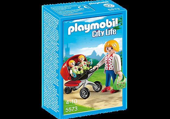 Playmobil 5573 City Life Mother