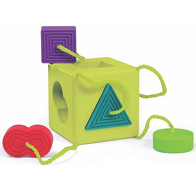 Fat Brain Toys  OombeeCube - Sorter