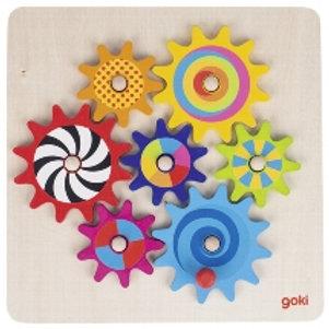 Goki Cogwheel Game