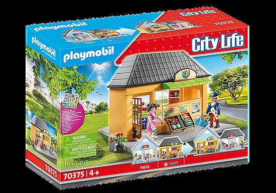 Playmobil 70375 City Life My Little Town My Supermarket