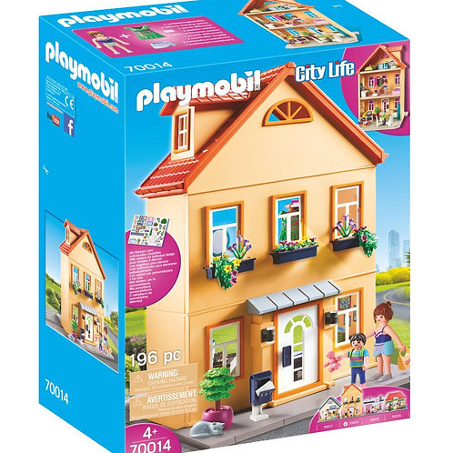 Playmobil 70014 City Life My Little Town House