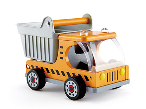 Hape Dump Truck