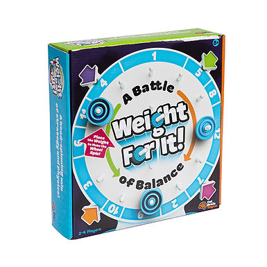 Fat Brain Toys  Weight For It