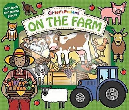 Books - Let's Pretend On The Farm