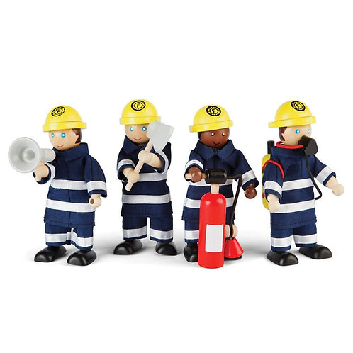 Tidlo Firefighters Set