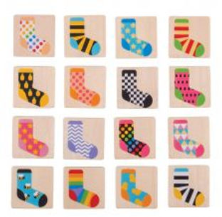BigJigs Sock Memory Game