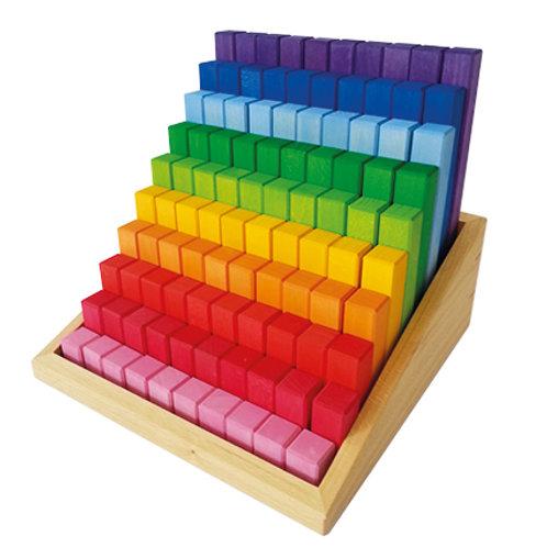 Bauspiel Building Step 100 pcs
