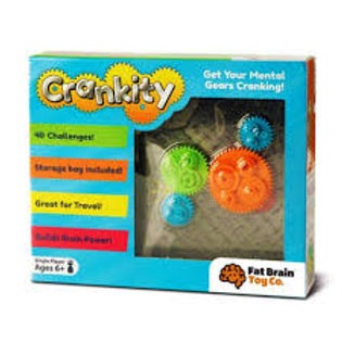 Fat Brain Toys  Crankity