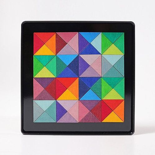 Grimms Magnet Puzzle Triangles