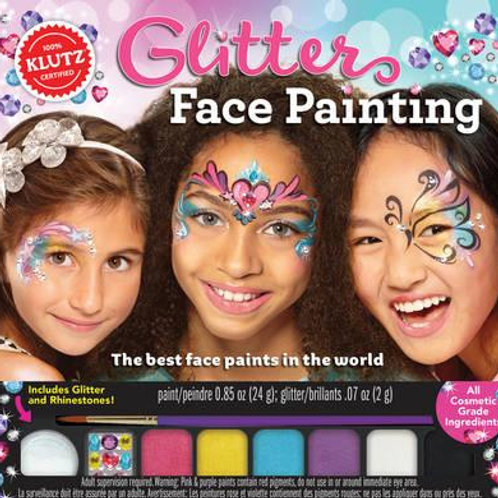 Books - Klutz Glitter Face Painting