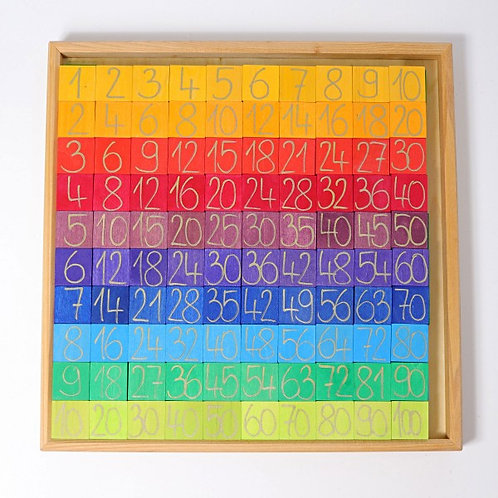 Grimms Counting with Colors