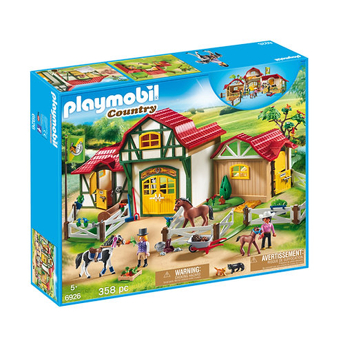 Playmobil 6926 Country Large Horse Farm