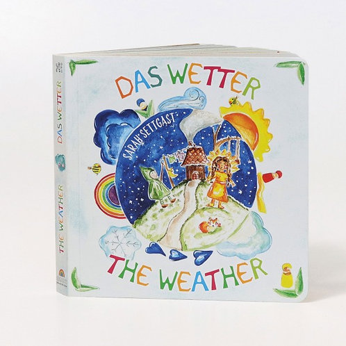 Grimms The Weather Cardboard Book