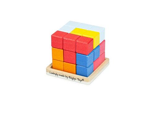BigJigs Lock-a-Cube