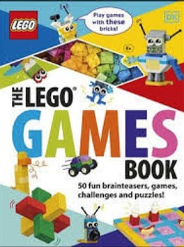 Books - The Lego Games Book