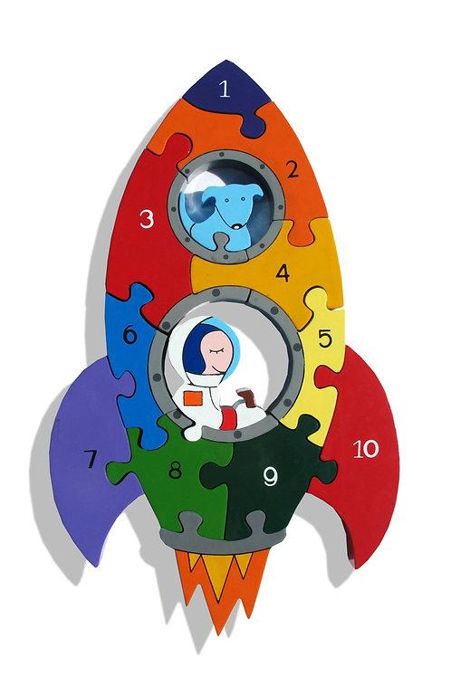 Number Rocket