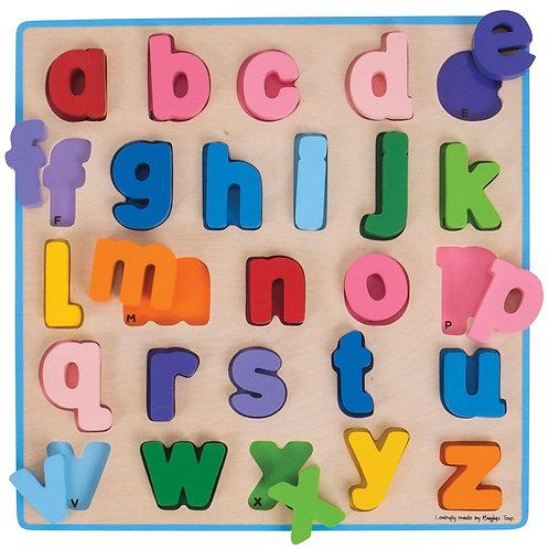 BigJigs abc Puzzle (lowercase)