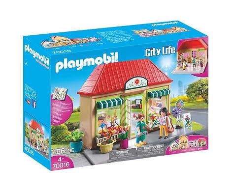 Playmobil 70016 City Life My Little Town Flower Shop