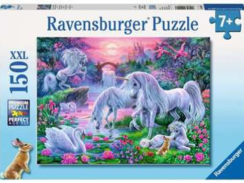 Ravensburger Unicorns in Sunset Glow XXL 150pc Jigsaw Puzzle