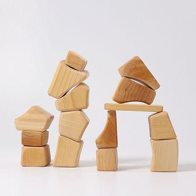 Grimms Natural Waldorf Blocks