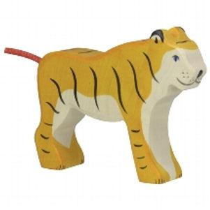 Holztiger Tiger, Standing