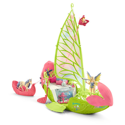 Schleich Sera's Magical Flower Boat