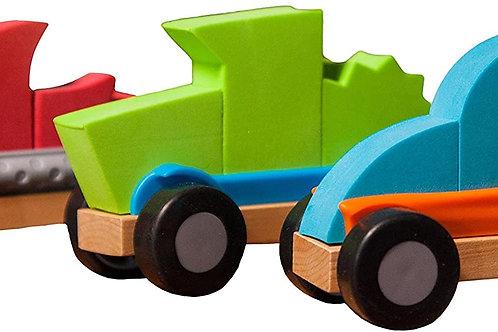 Fat Brain Toys ModMobiles Set B