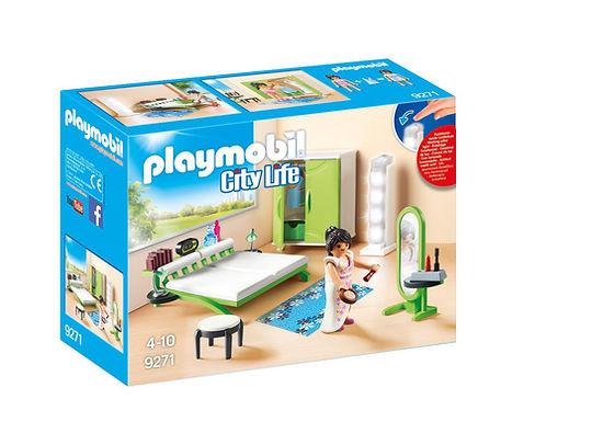 Playmobil 9271 City Life Bedroom
