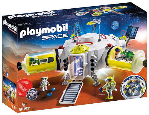 Playmobil 9487 Space Mars Space Station