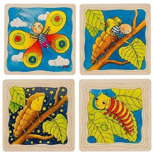 Goki Puzzle Caterpillar