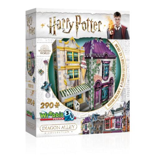 WREBBIT Harry Potter: Madam Malkin's™ and Florean Fortescue's Ice Cream™