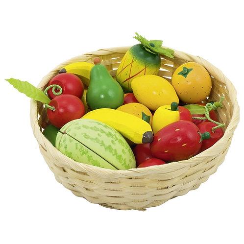 Goki Fruit In A Basket