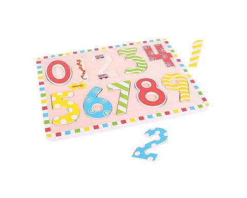 BigJigs Inset Puzzle 123