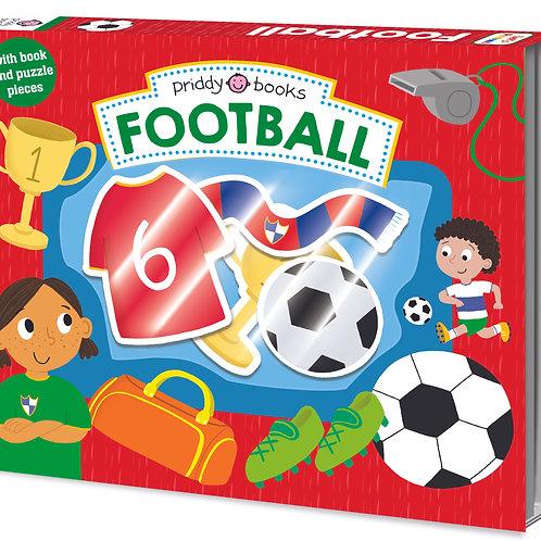 Books - Let's Pretend Footballer