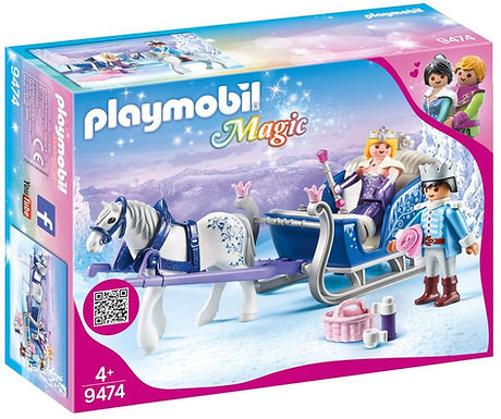 Playmobil 9474 Magic Sleigh