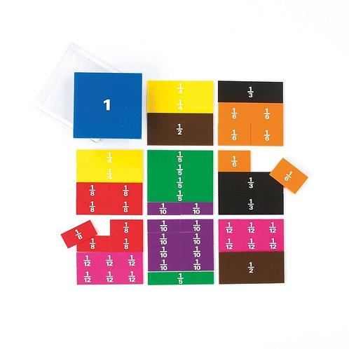 Edx Education Fraction Squares