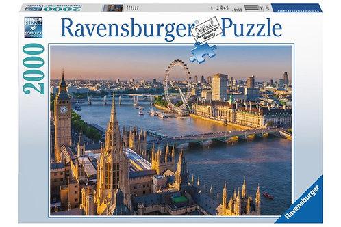 Ravensburger Avensburger Atmospheric London Puzzle 2000PC